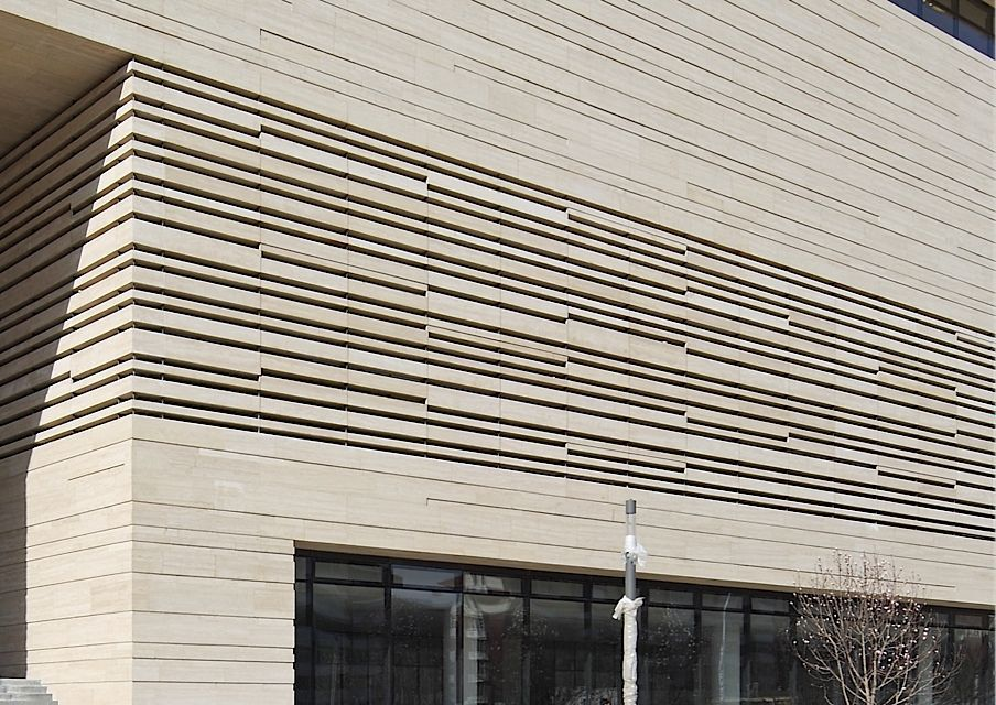 Google Image Result For Https Www Spancrete Com Application Files 8215 1862 4560 As Oy Kuopion Majakka Facade Material Precast Concrete Panels Facade Design