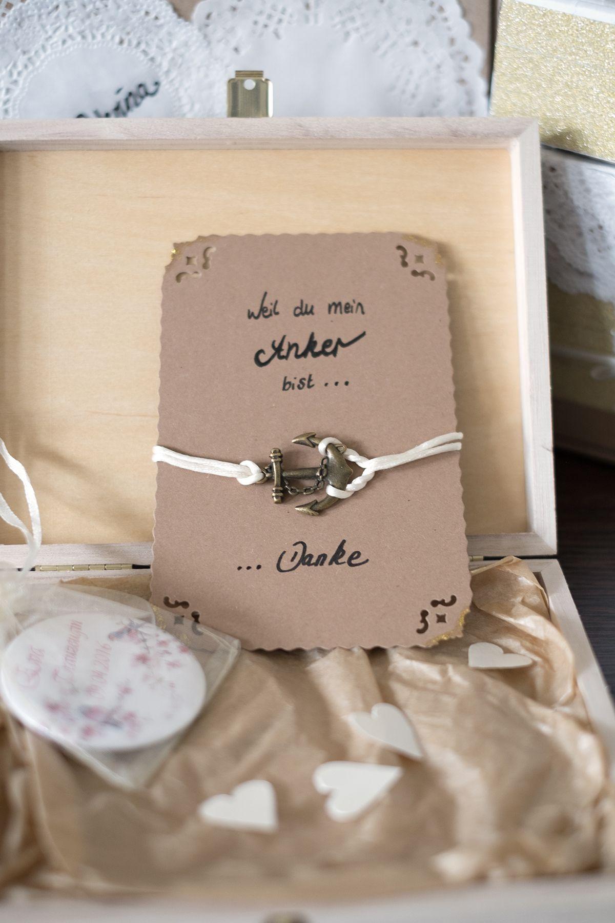 Brautjungfern Dankeschön | Pinterest | Brautjungfer geschenke ...