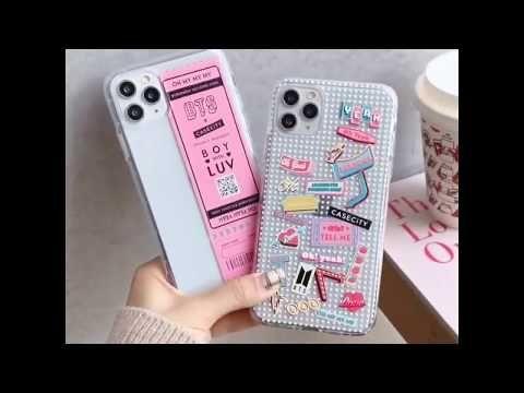 iSTHEL BTS iPhone Cases