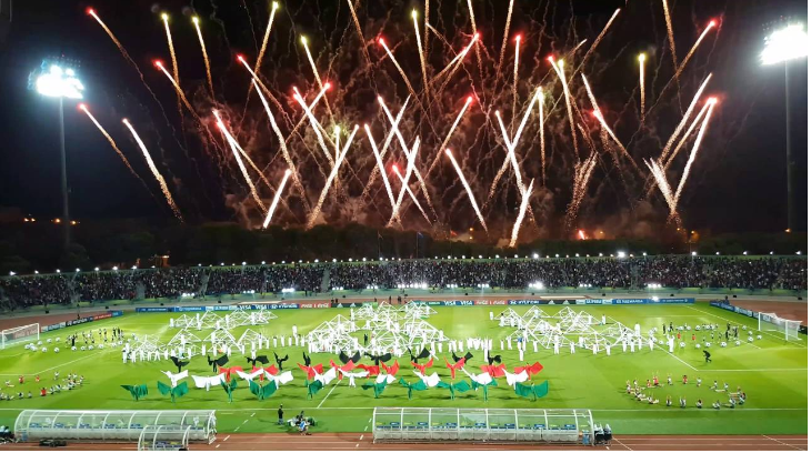 The Guide Explains How To Watch 2018 Fifa World Cup Opening Ceremony Live Online From Anywhere Fifa World Cup World Cup Opening Ceremony