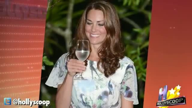 Kate Middleton Bottomless In New Photos In Danish Magazine