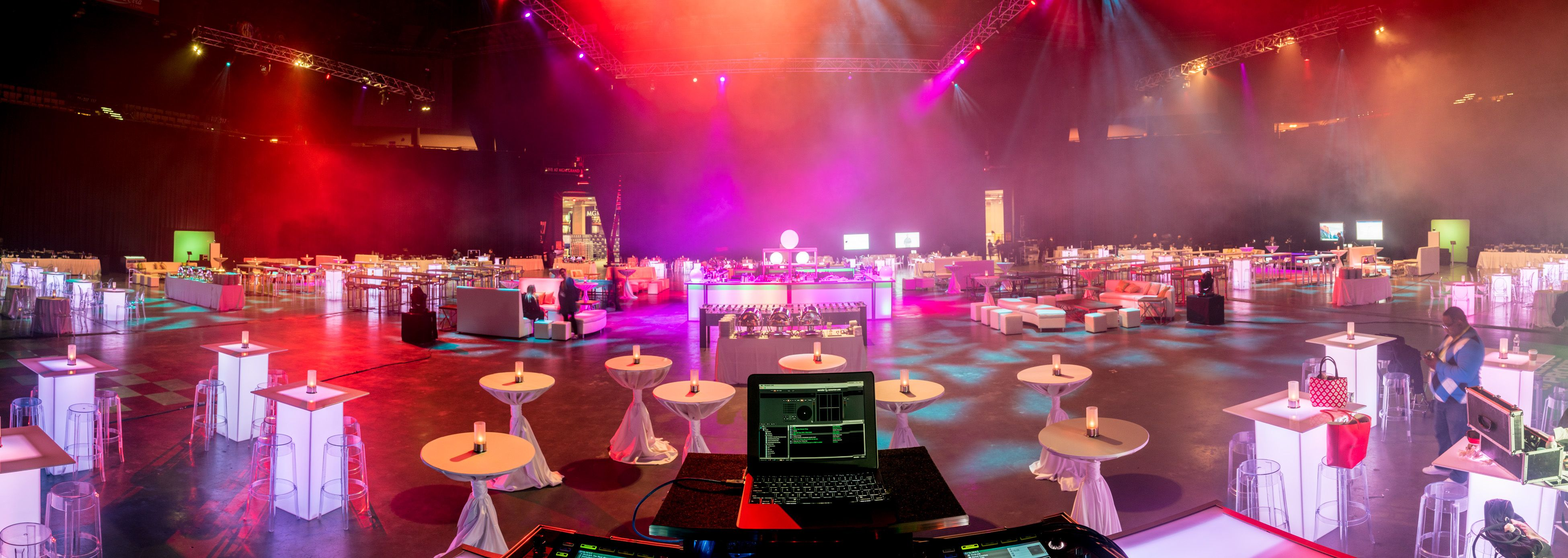 Favorite Corporate Event Venue: MGM Grande Garden Arena In Las Vegas