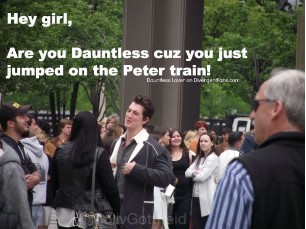 Funny edits made by fans for a divergentfans.com contest in October 2013