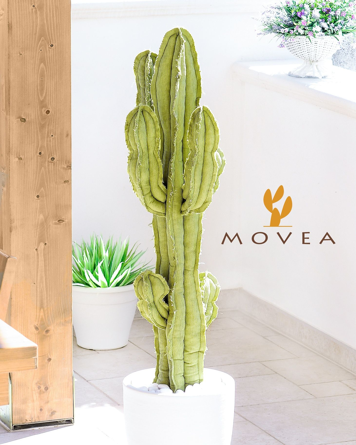Movea design, artificial plant, arredamento design. | кактусы ...