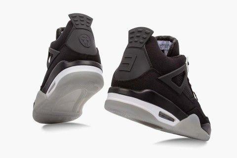 best sneakers 78874 de5c0 A First Look at the Eminem x Carhartt x Jordan 4 | SHOES ...