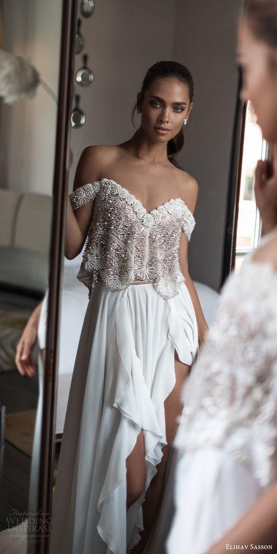Si te casas en 2018 así será tu vestido de novia! ¿Qué te parecen ...