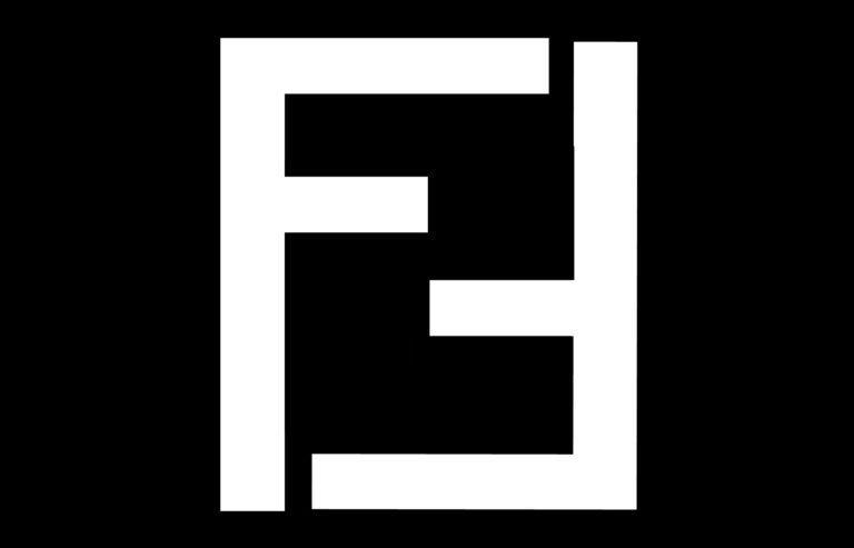 Fendi Logo Vector Eps Free Download Logos Vector Logo Fendi