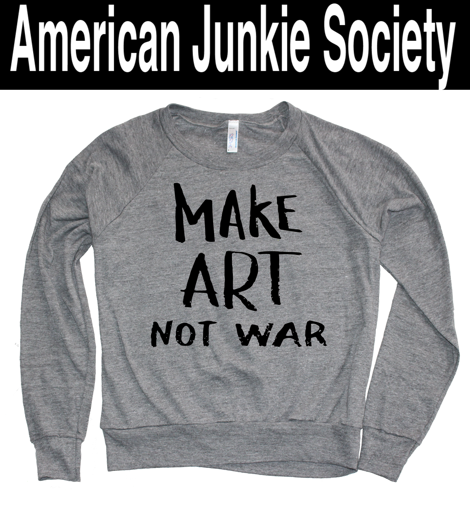 BR394 sweater art not war Christmas Gifts Idea for her/him ...