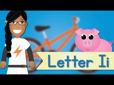 Letter I Song ficial Letter I Music Video by Have Fun Teaching