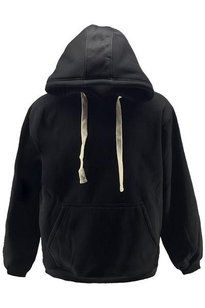 3b741819e495 Imported Double-lined hood Drawstring hoodie with kangaroo pocket featuring  ribbed waistband and cuffs Machine wash