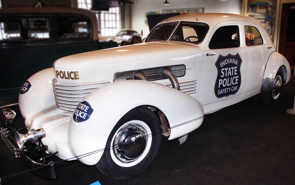 1937 Cord Police Car By Missmodelt On Deviantart Sexy