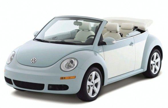Baby Blue Volkswagen Bug Convertible 3 It In Yellow Too