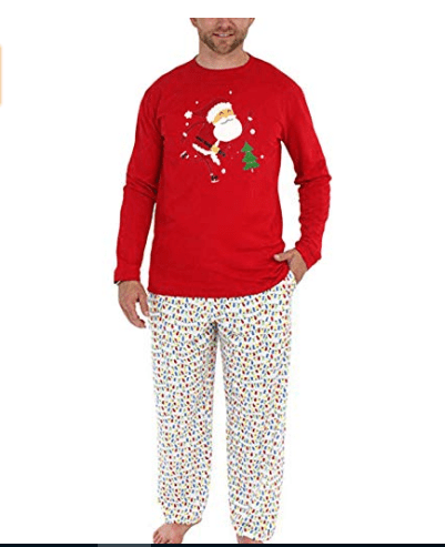 731026f5ce Christmas Family Matching PJS Santa Holiday Pajamas Sets Homewear ...