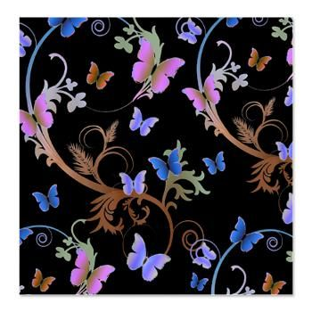 Blue Purple Butterflies Shower Curtain 49 50 With Images