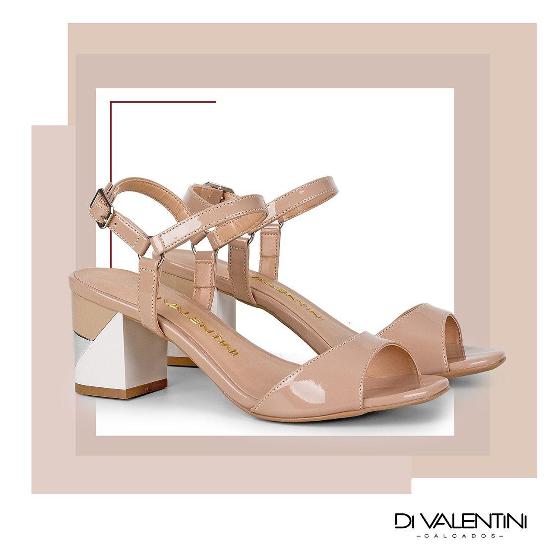 3b0f6328f Sandália Di Valentini na loja A Ideal Tecidos . ♥ | Mariotta ...
