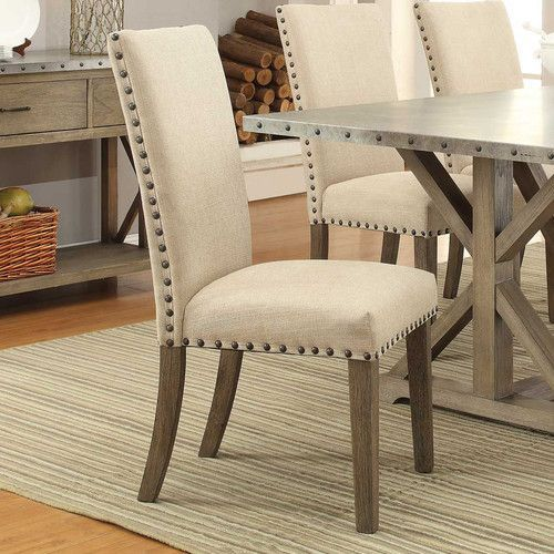 Mirmande Parsons Upholstered Dining Chair Upholstered Dining