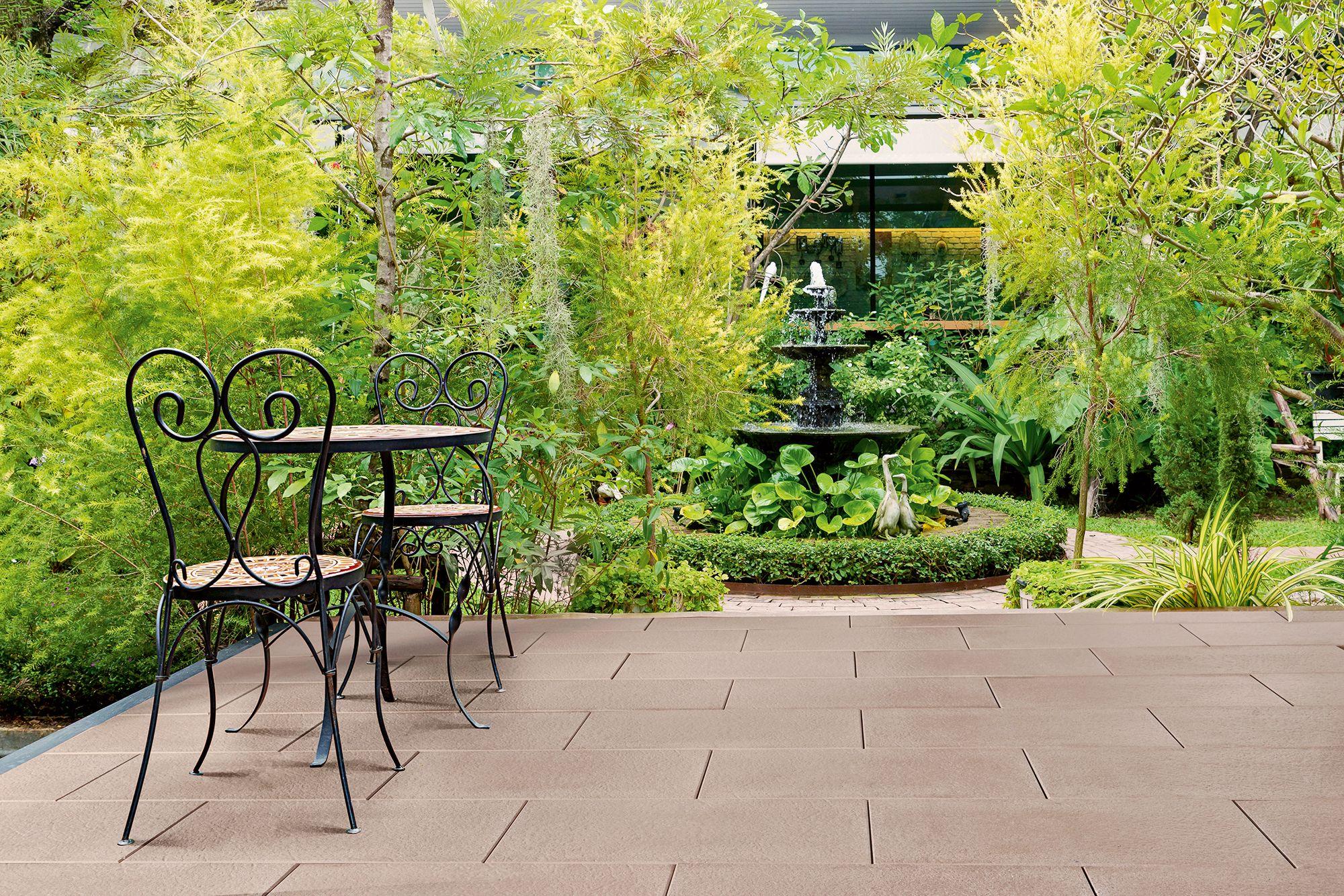 Gardenplaza XXLBetonplatten So verleihen wir der