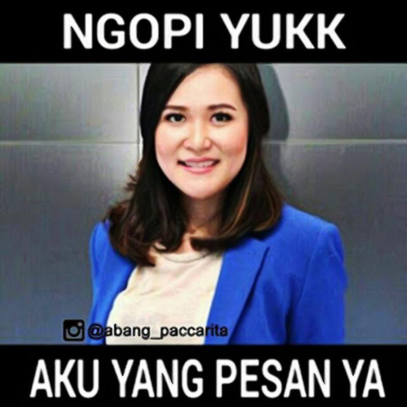 Meme Ngopi Cantik Blog Meme Terbaru Meme Meme Lucu Kecantikan
