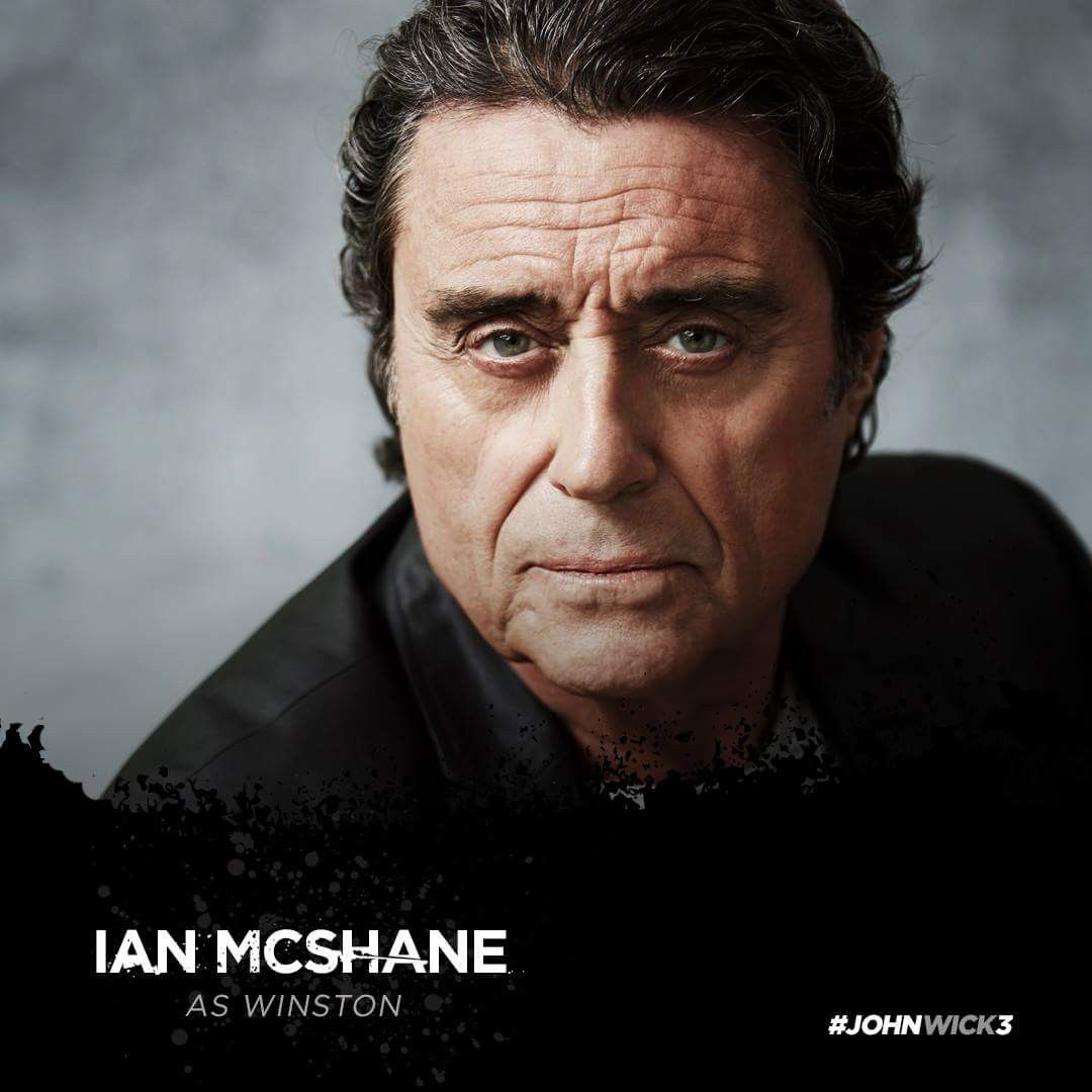 John Wick 3 Ian Mcshane As Winston Owner And Manager Of The