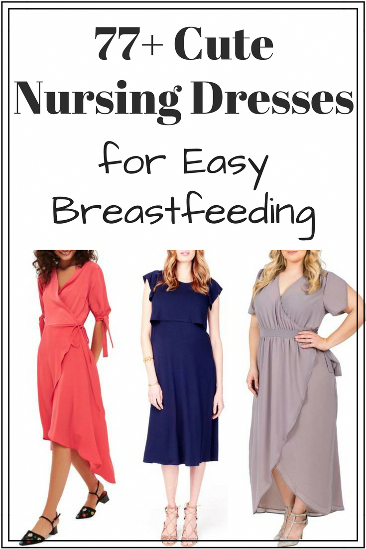 77+ Cute Nursing Dresses for Easy Breastfeeding | Nursing ...
