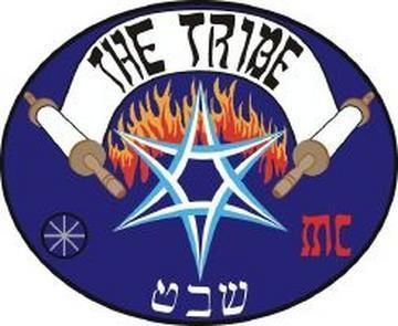 The Tribe Motorcycle Club patch | Member of the Tribe