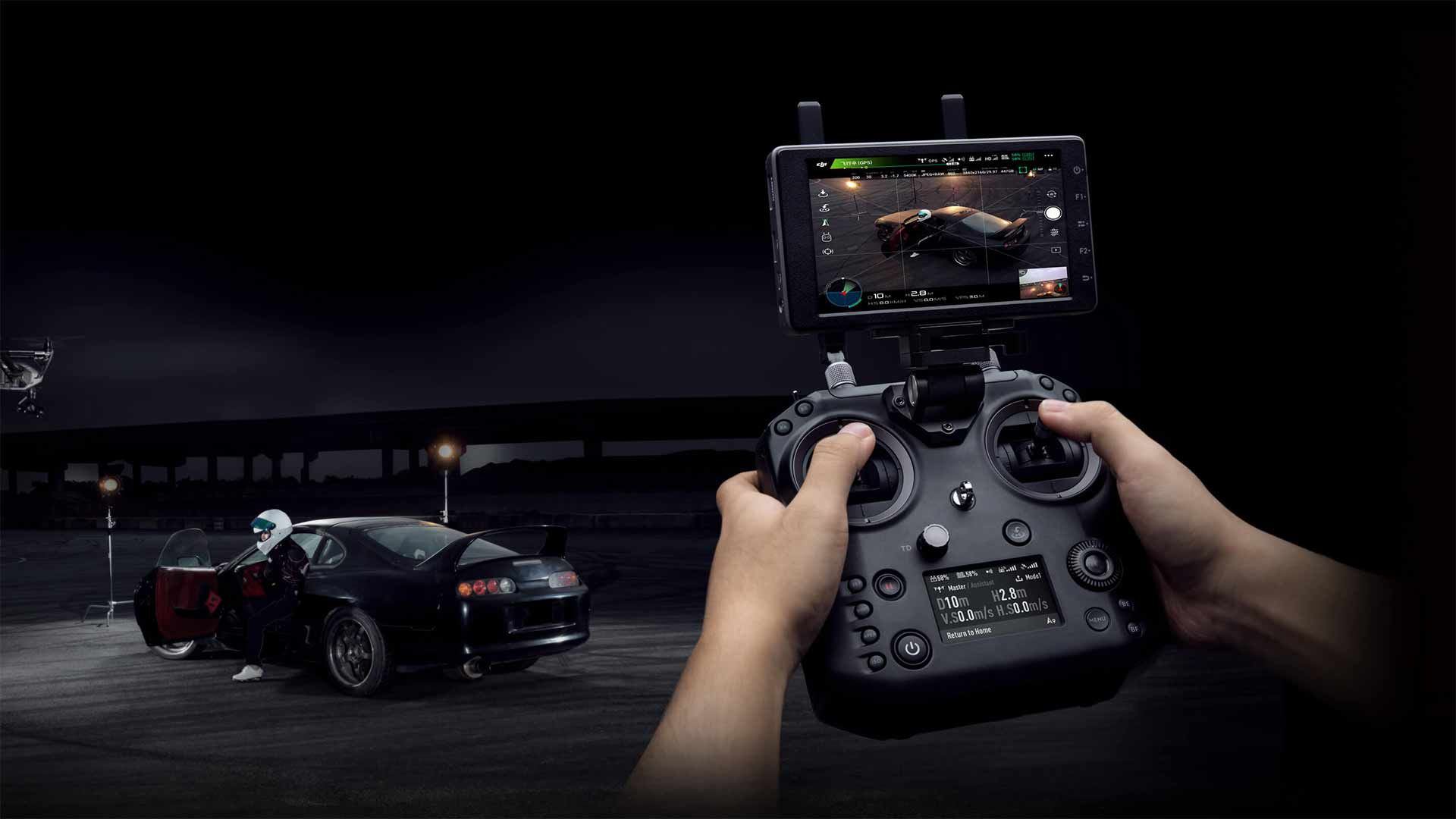 DJI CENDENCE INSPIRE 2 Remote controller for Professionals