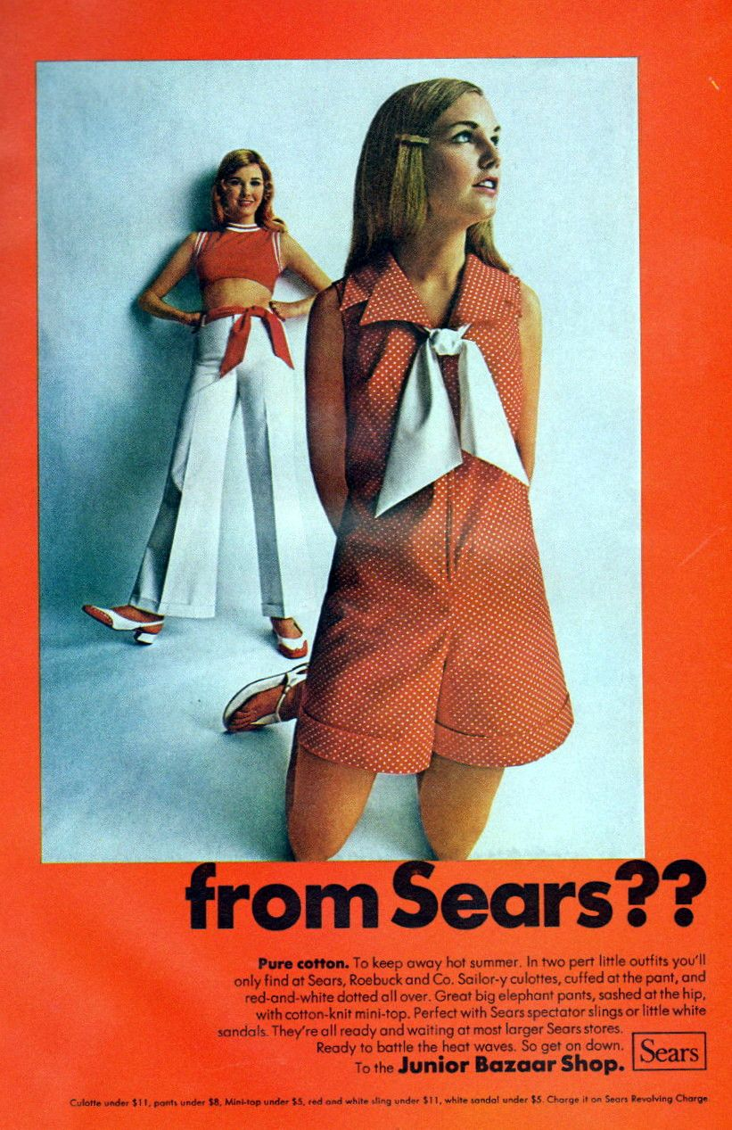 b599678a2 Sears Junior Bazaar (May 1969) I had this pattern and made them, sooo cute!!