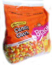 Brach S Candy Corn 72 Oz Resealable Value Bag Brachs Candy Brach S Candy Corn Candy Corn