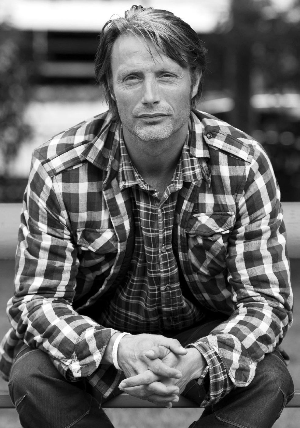Mads & Hannibal — portrait in stockholm 2011