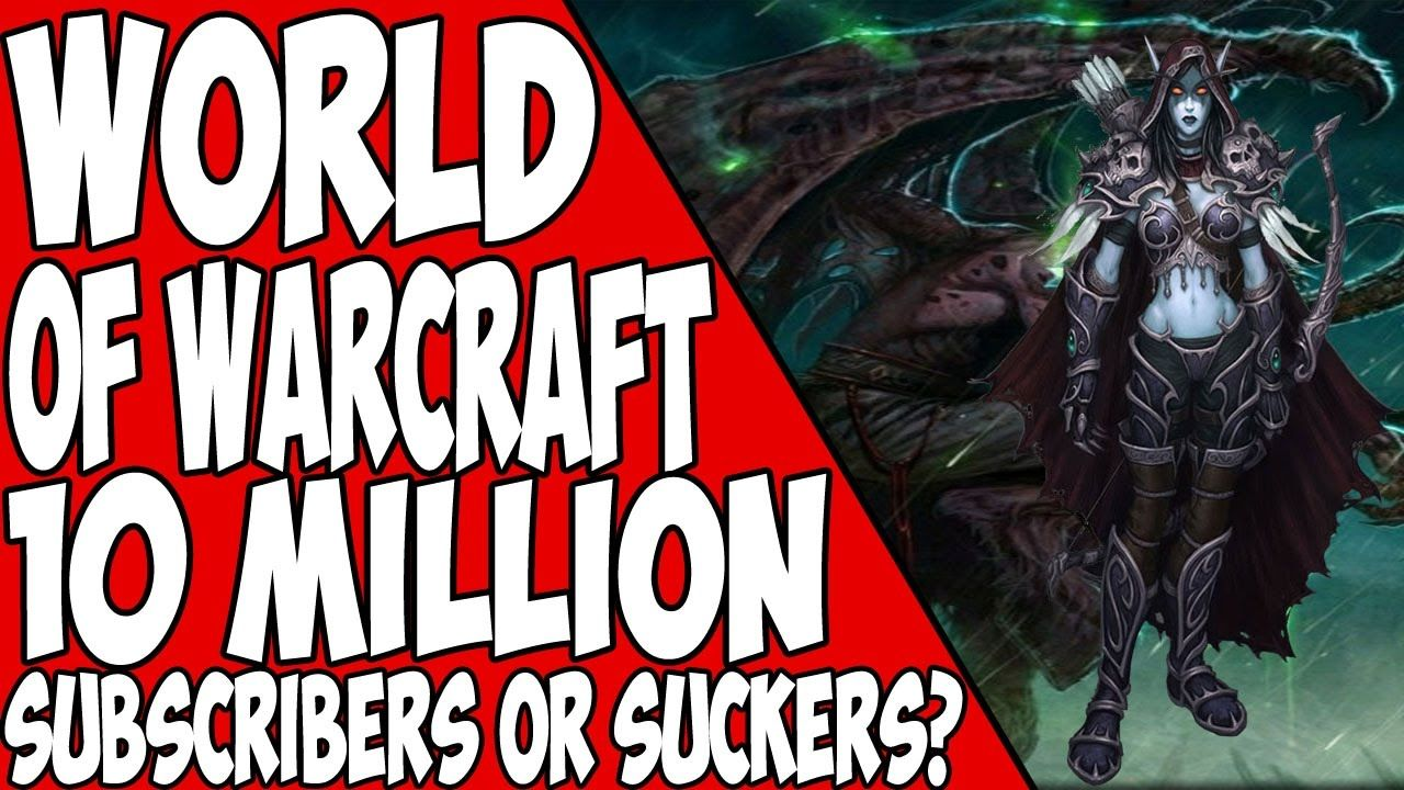World of Warcraft Hits 10 Million Subscribers | Blizzard Denies World of...