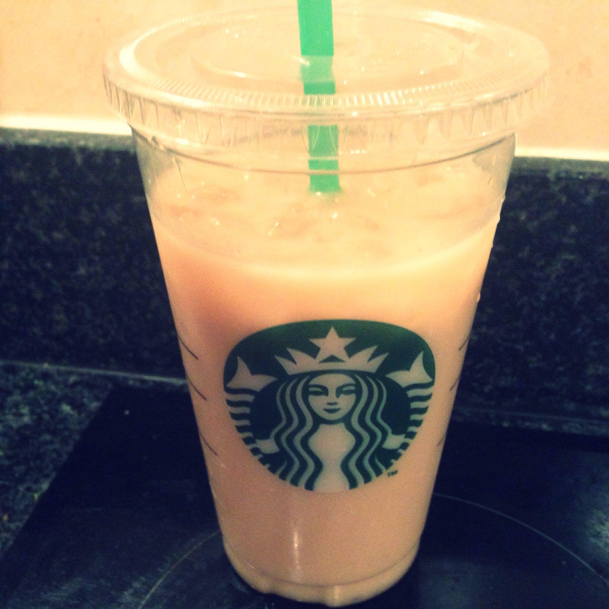 How to make a healthier starbucks iced chai latte recipe