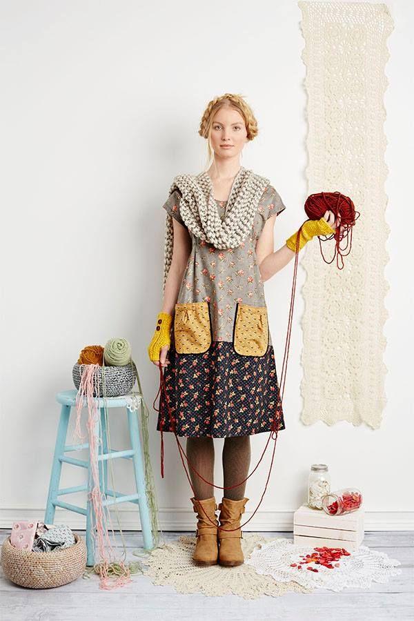 7877 Simplicity Schnittmuster Kleid Tunika by Dottie | Dottie angel ...