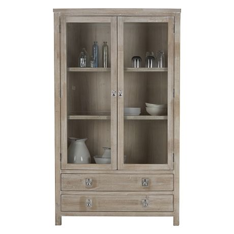 White Cabinet Furniture. Cancun Display Cabinet In White Wash 1799 105 Cm  Wide X 180 Part 40