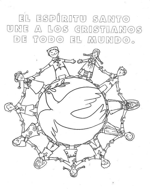 Hoy spirit in the world coloring pages | Bilder RU | Pinterest ...