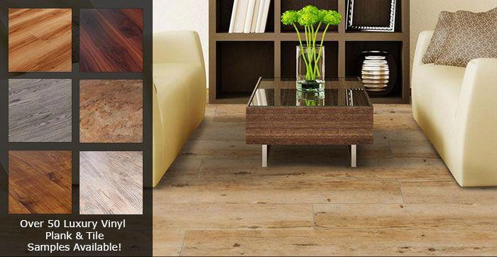luxury vinyl plank flooring vs