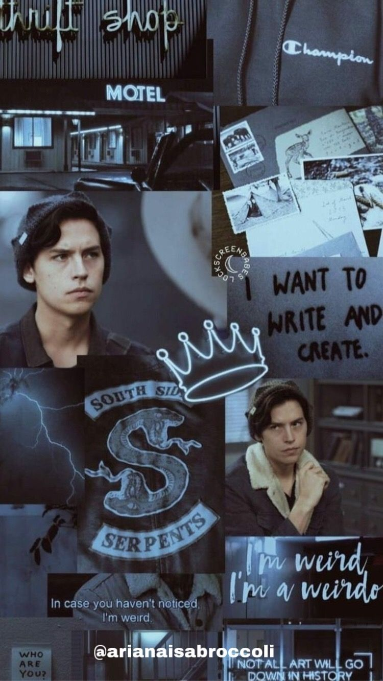 Aesthetic Wallpaper Cole Sprouse Riverdale Cole Sprouse Riverdale Aesthetic Riverdale Tumblr
