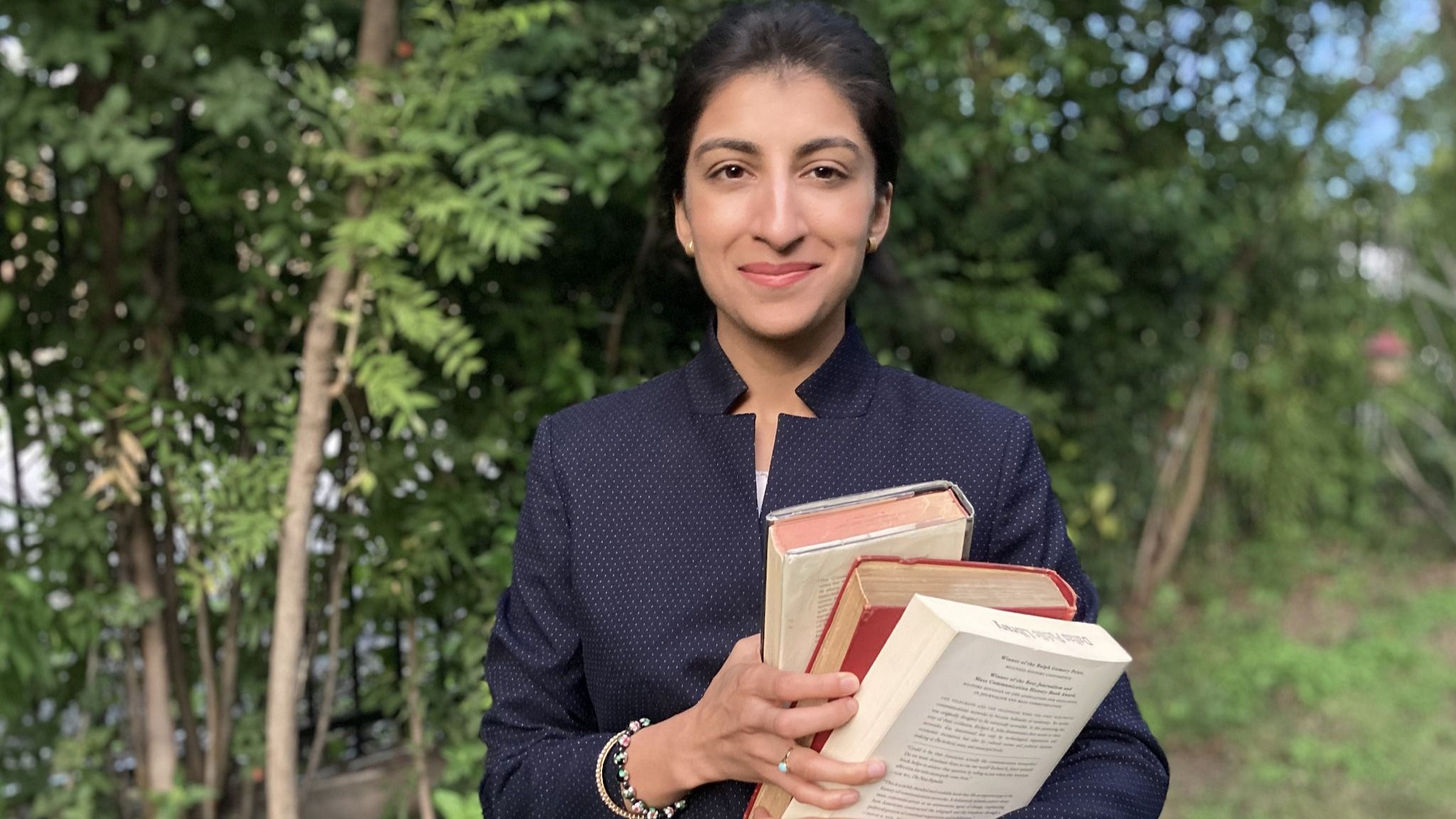 Lina Khan, Nominee for Commissioner of the Federal Trade Commission by President Joe Biden | Social Media