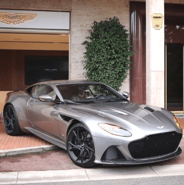 Rate This Aston Martin 1 to 100