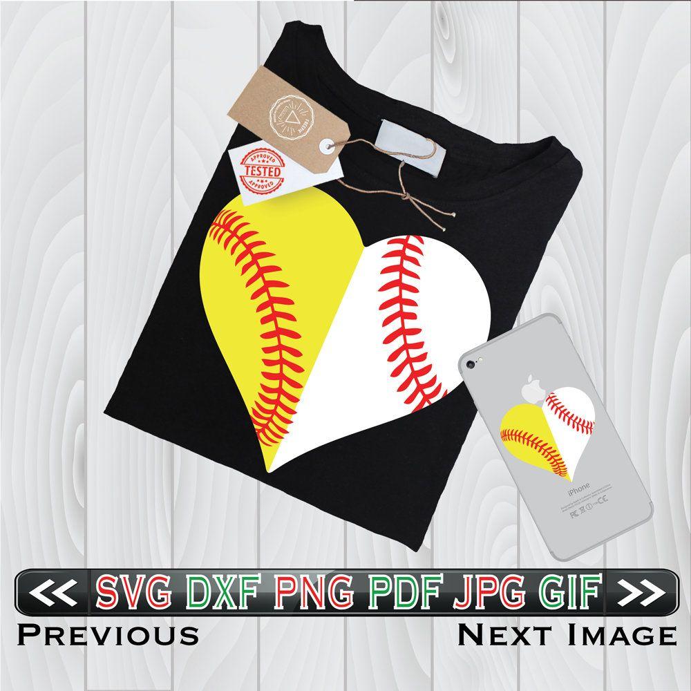 Download Love Baseball Svg Files For Cricut, Baseball Softball Svg ...