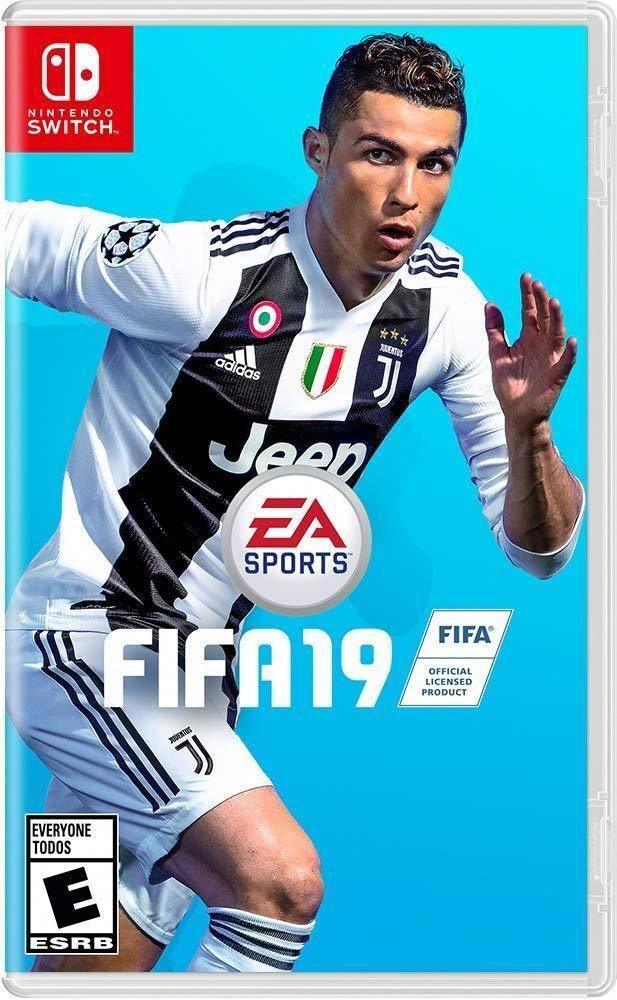 FIFA 19 - Nintendo Switch #nintendoswitch   Nintendo switch fifa. Xbox one games. Xbox 360 fifa