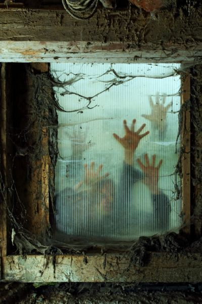 Halloween Window Decorations Ideas Theme party ideas Pinterest - halloween window ideas