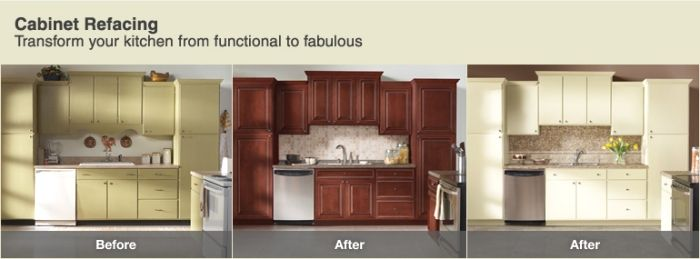 Refacing Kitchen Cabinets Cost Refacing Kitchen Cabinets Cost