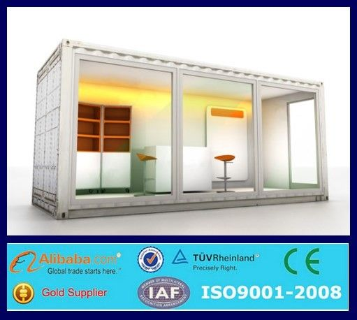 low cost prefabricated porta cabin build kiosk europe