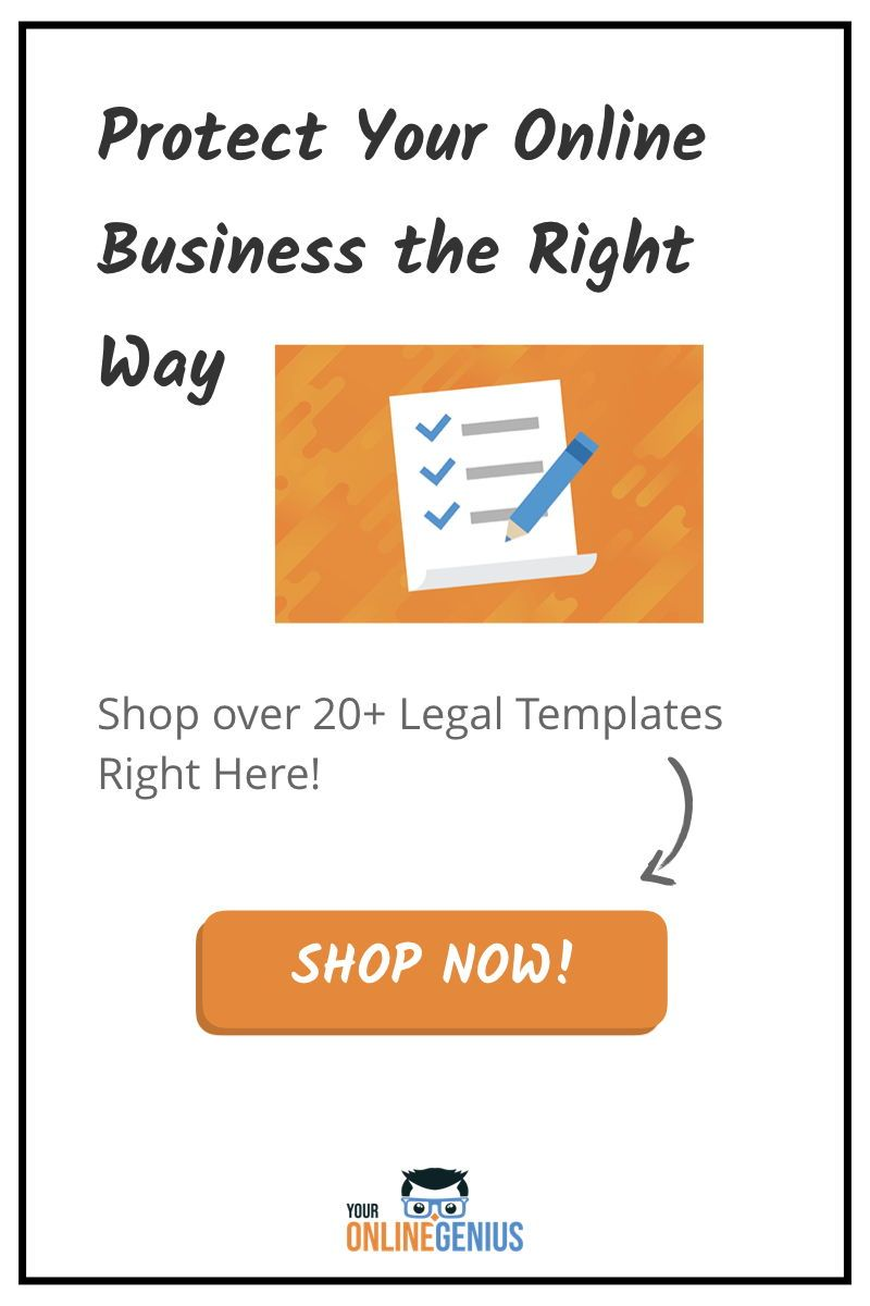 Protect your online business the right way! Shop over 20
