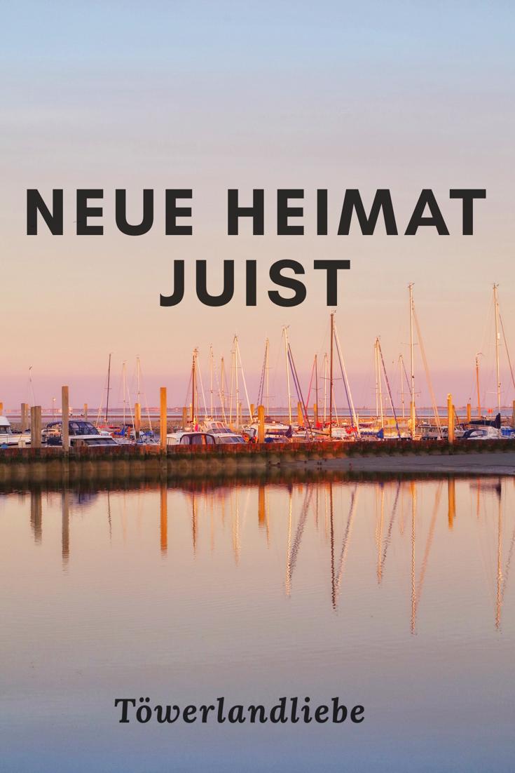 Ich liebe meine neue Heimat die Insel Juist. Juist ist mitten in der ...