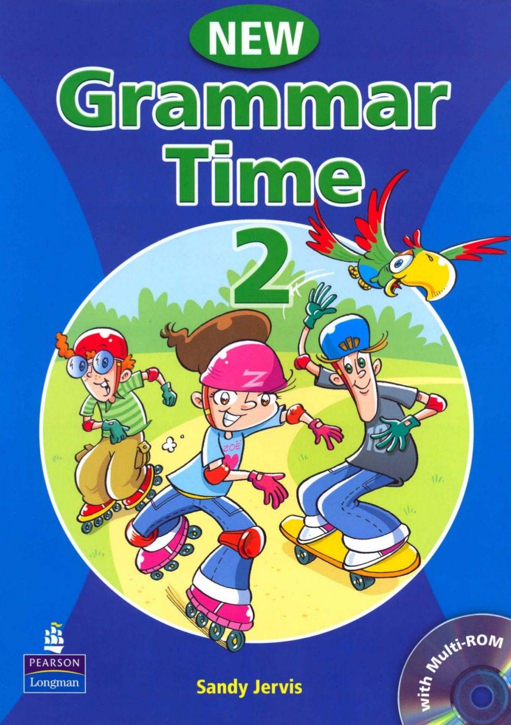 Jervis Sandy New Grammar Time 2 By Marishka Via