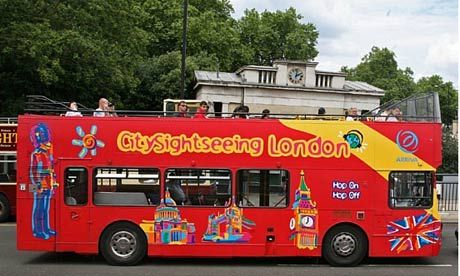 london sightseeing tour bus | Bus | Pinterest | London, Buses and ...