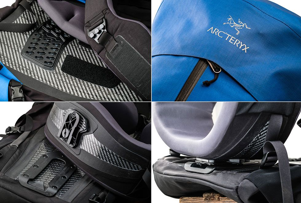 6f5513980d Arc'teryx Bora AR 50 | carry | Carry on, Backpacks, Vehicles