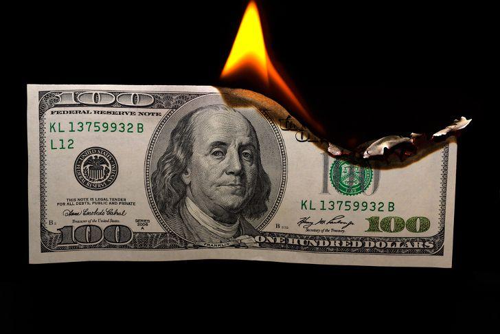 Philadelphia Sends Old Dollar Bills Up In Smoke For Energy Dollar Money Start Up