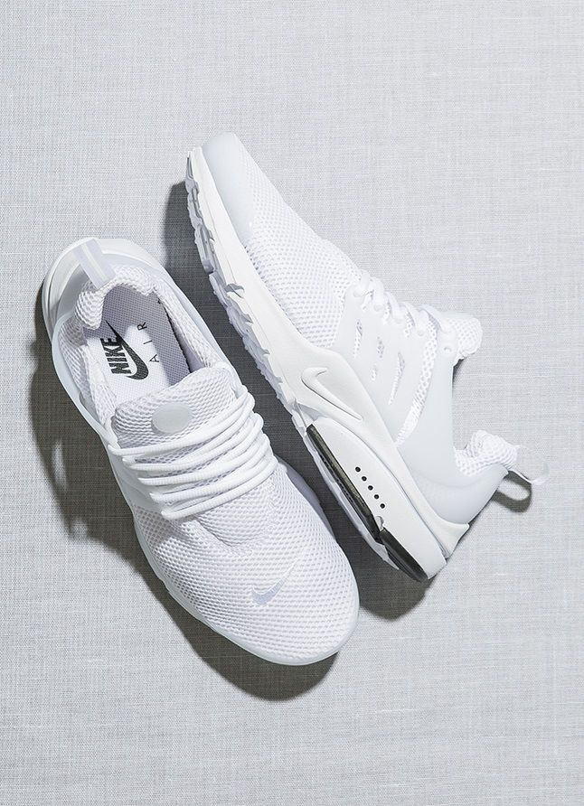 the latest 31138 d6b1f Nike Air Presto  White